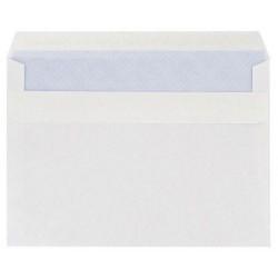 10x Enveloppes Blanc 162 x 229 mm / 80 g