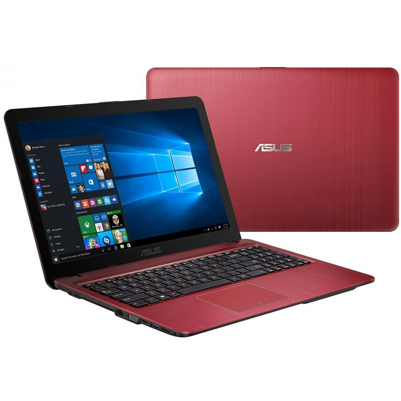 Pc portable Asus X540SA / Dual Core / 8 Go / Rouge