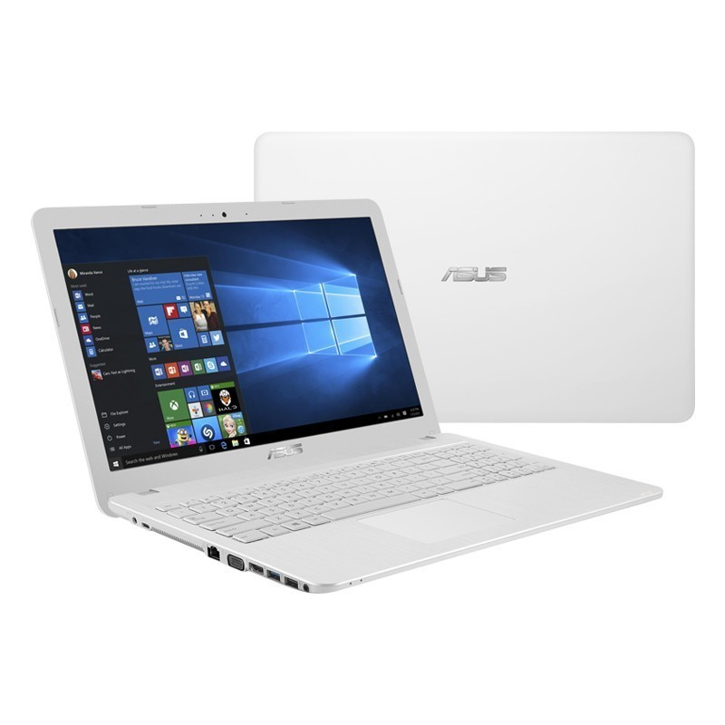 Pc portable Asus X540SA / Dual Core / 8 Go / Blanc