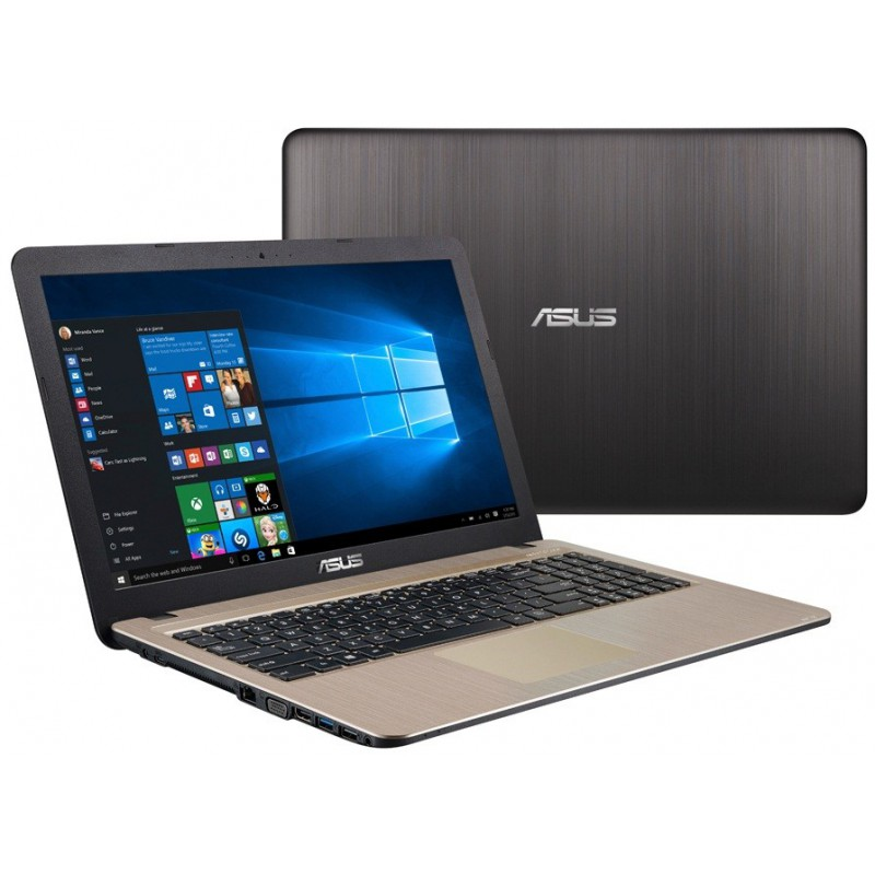 Pc portable Asus X540SA / Dual Core / 8 Go / Marron