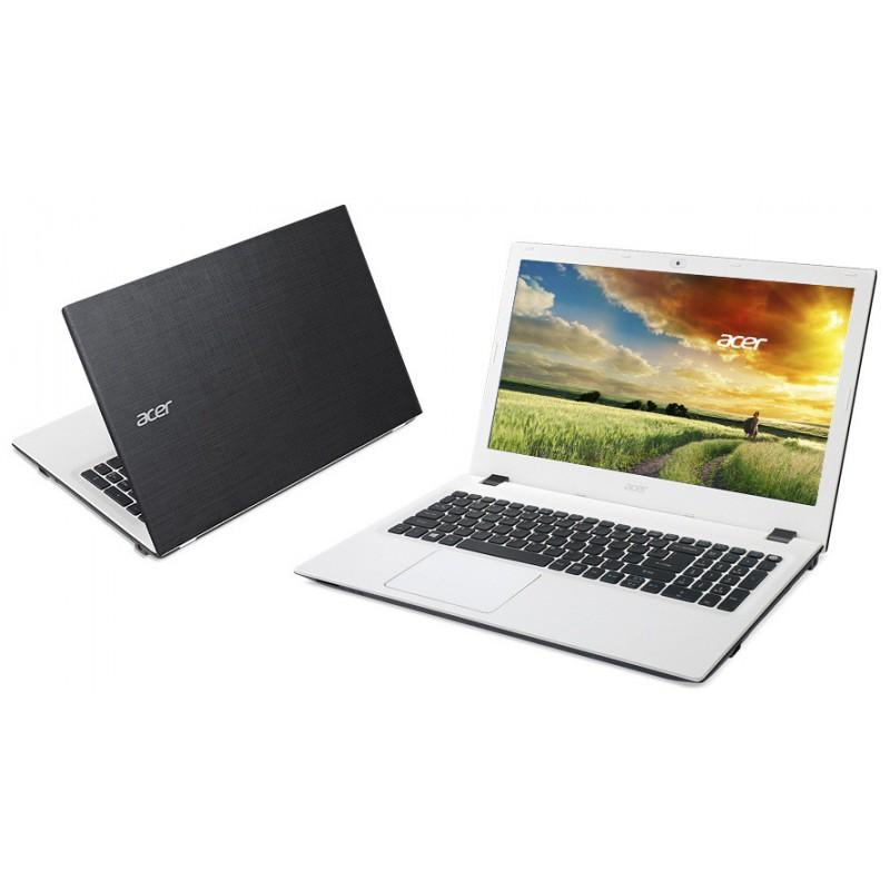 Pc Portable Acer Aspire E5-573 / i3 5é Gén / 8Go / Blanc