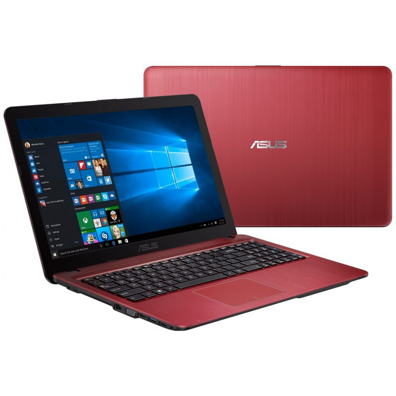 Pc portable Asus X540LA / i3 5è Gén / 6 Go / Rouge