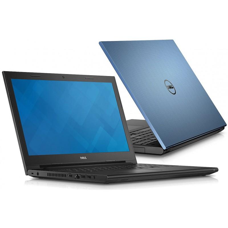 Pc Portable Dell Inspiron 3542 / i3 4é Gén / 8 Go / Bleu