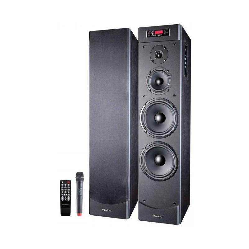 Home Cinéma Avec Bluetooth Traxdata YF280L avec Micro sans fil