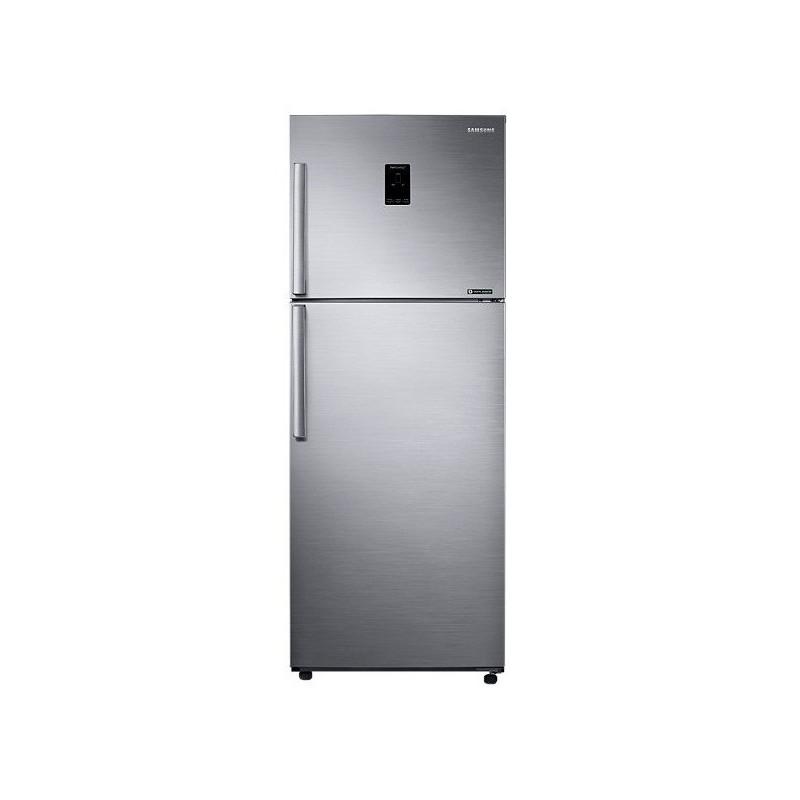 Réfrigérateur Samsung Twin Cooling Plus 500L avec Afficheur / Silver
