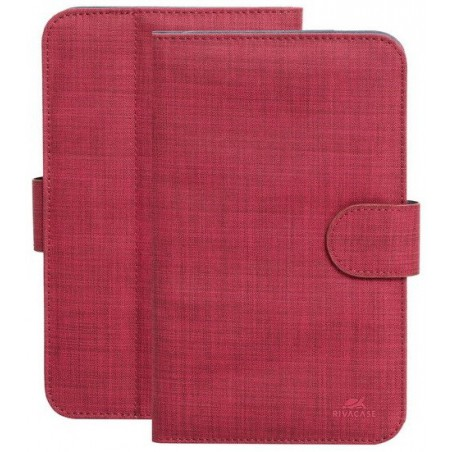 "Etui universelle pour tablette 7"" Rouge"