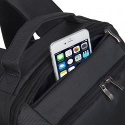 """Sac à dos Rivacase 8262 pour Pc Portable 15.6"""" Noir"""