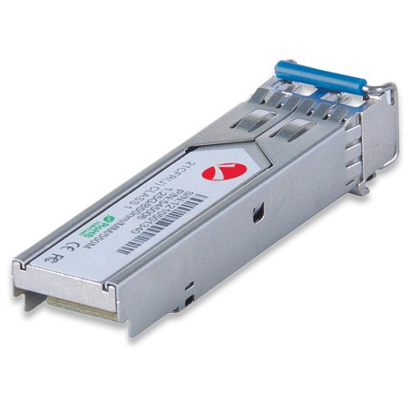 Module émetteur/récepteur optique SFP sur fibre Gigabit