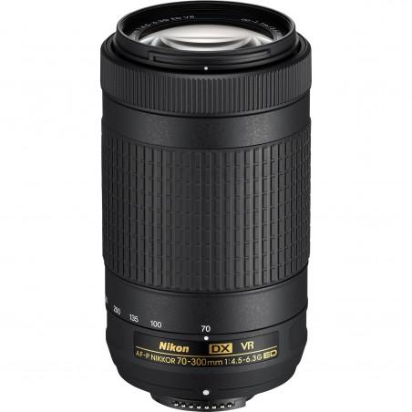 Objectif Pour Appareils Photos Nikon Nikkor 70-300 mm