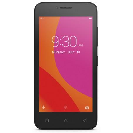 Téléphone Portable Lenovo A1000 / Double SIM / Noir + SIM Offerte
