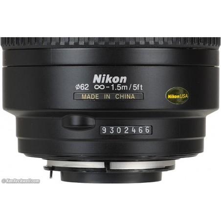Objectif Pour Appareils Photos Nikkor 70-300 mm F/4-4.6G LENS