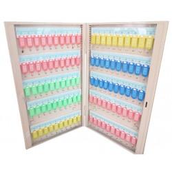 Boîte à clés en métal 60 crochets