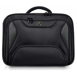 Sacoche Port Designs MANHATTAN Clamshell 15.6'' / Noir