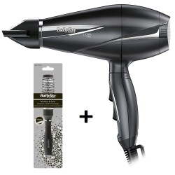 Sèche Cheveux Babyliss Pro Light 2100W + Brosse Brushing 28mm