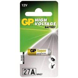 Pile GP High Voltage 27A 12V