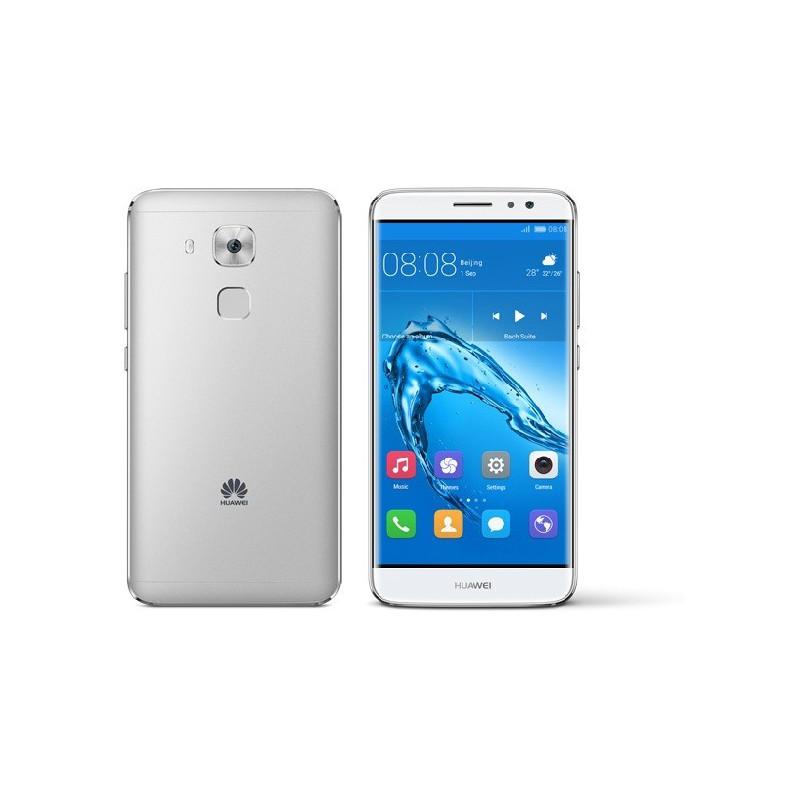Téléphone Portable Huawei G9 Nova Plus / 4G / Double SIM / Silver