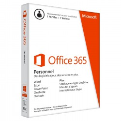 Microsoft Office 365 Personnel 32/64 / Français