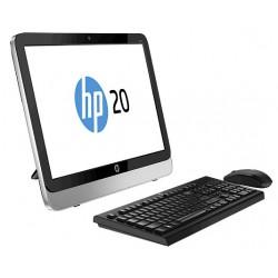Pc de bureau HP All-in-One PC 20-2310nk / Dual Core / 2 Go