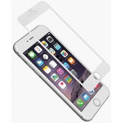 Protection Écran Cygnett AeroCurve Verre Trempé pour iPhone 6 Plus / 6s Plus / Blanc