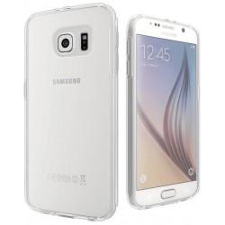 Coque en Silicone Cygnett AeroShield pour Samsung Galaxy S6 / Transparent