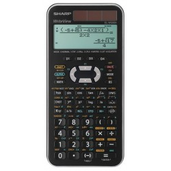 Calculatrice Scientifique Sharp EL-W506X Silver