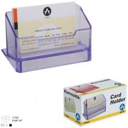 Porte cartes de visite ARK 1384 Transparent
