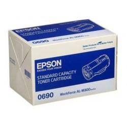 Toner Epson Original Capacité Standart Noir