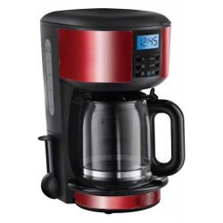 Cafetiére Russell Hobbs Legacy Metallic / Rouge