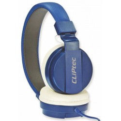 Casque stéréo Multimédia Cliptec REACTION URBAN BMH835 / Gris
