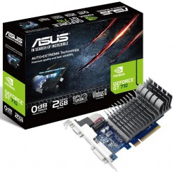 Carte graphique MSI GeForce GT 710 / 2 Go