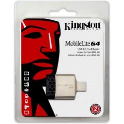 Lecteur de cartes Kingston Tout en Un USB 3.0