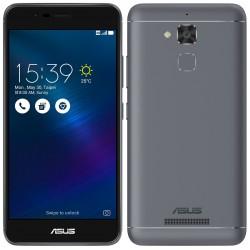 Téléphone Portable Asus ZenFone 3 Max / 4G / Double SIM / Gris + SIM Offerte