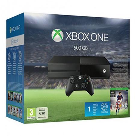 Microsoft X-BOX ONE / 500Go + Jeux