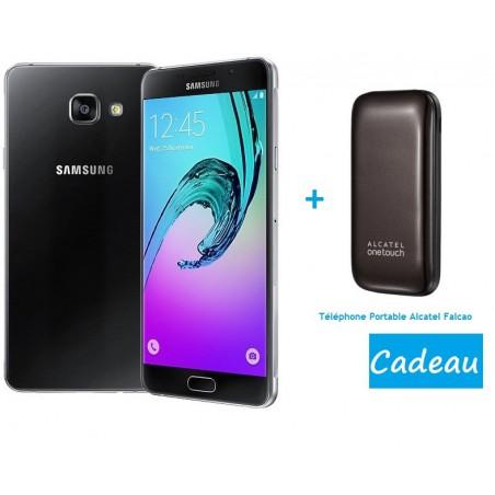 Téléphone Portable Samsung Galaxy A7 / 4G / Noir