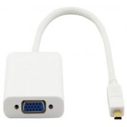 Adaptateur Micro HDMI vers VGA