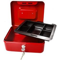 Caisse de monnaie MM DL9002 / Rouge