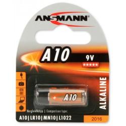 Pile Ansmann Alkaline A10 / 9V