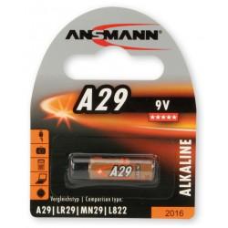 Pile Ansmann Alkaline A29 / 9V