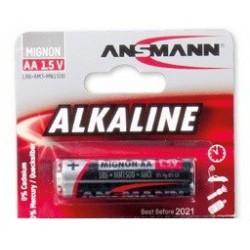 Pile Ansmann Alcaline Mignon AA