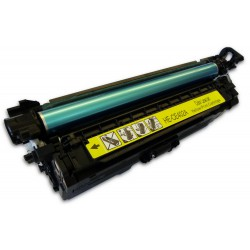 Toner Adaptable HP 507A Jaune
