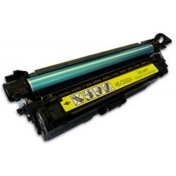 Toner Adaptable HP 507A Jaune