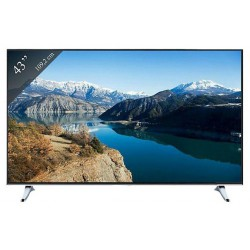 "Téléviseur TELEFUNKEN 43"" LED SMART Plus Ultra Slim"