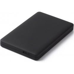 "Boitier Externe 2.5"" USB 2.0 SATA HDD Cliptec RZE270 / Silver"