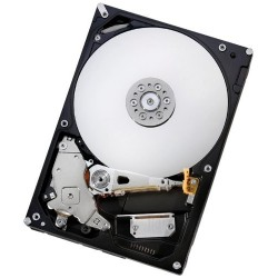 Disque Dur Interne 3.5'' SATA II HGST By Western Digital 2 To