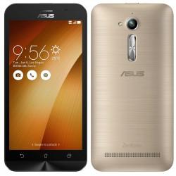 Téléphone Portable Asus ZenFone Go / 4G / Double SIM / Gold + SIM Offerte