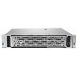 Serveur HP ProLiant DL380 Gen9 Rack 2U E5-2620v3 / 3x 300Go