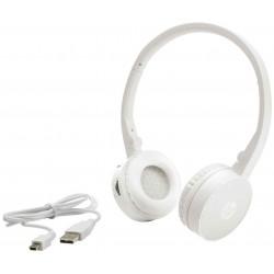 Casque Sans fil HP H7000 Bluetooth / Blanc