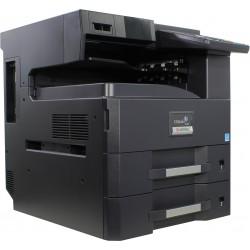 Photocopieur Multifonction monochrome A4/A3 Kyocera TASKalfa 1801 avec Chargeur Documents + Avec Carte Réseau Offerte