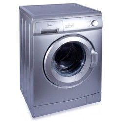 Machine à laver Automatique Whirlpool AWG/B M6080 S / 6 Kg / Silver