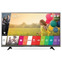 "Téléviseur LED Ultra HD 4K 55"" LG 55UH605V Smart TV / Wifi"